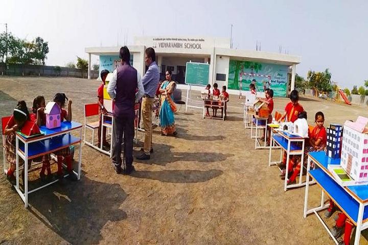 Vidyarambh School-Camp