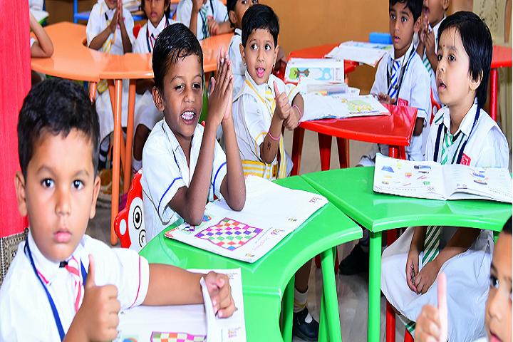 Vidyarambh School-Kindergarden Class