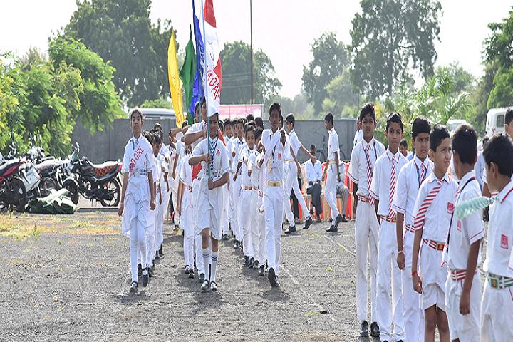 Vidyarambh School-NCC