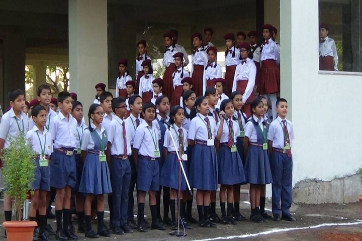 Vidyashilp Public School-Assembly