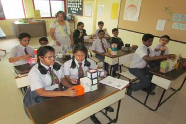 Vidyashilp Public School-Maths Workshop