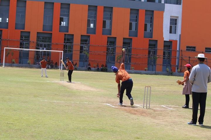 Viraj Shri Ram Centennial School-Cricket Ground