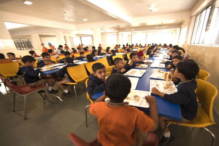 Viraj Shri Ram Centennial School-Dining room