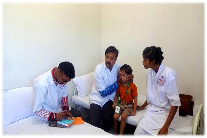 Viraj Shri Ram Centennial School-Infirmary