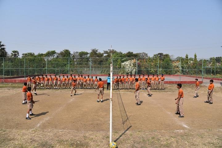 Viraj Shri Ram Centennial School-Playground