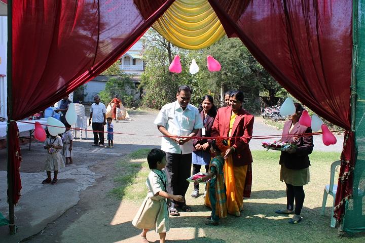 Vishwabharati Public School-Events