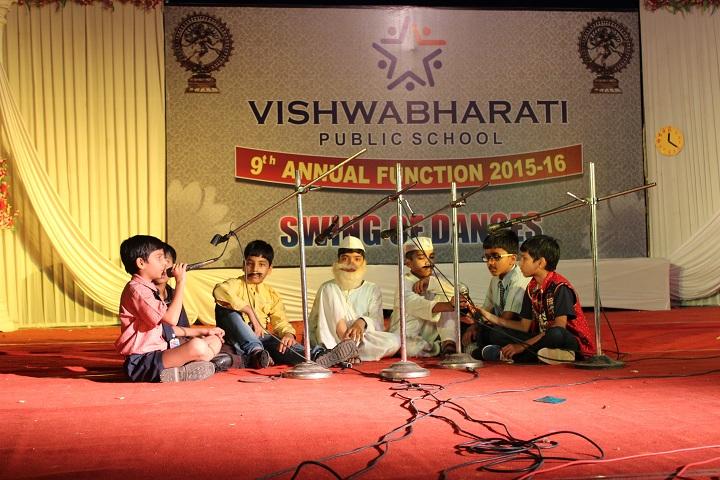 Vishwabharati Public School-Music