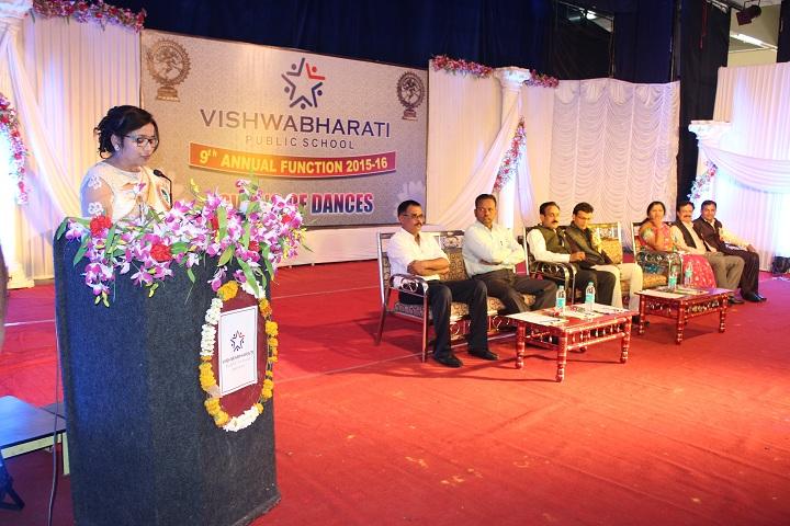 Vishwabharati Public School-Seminar
