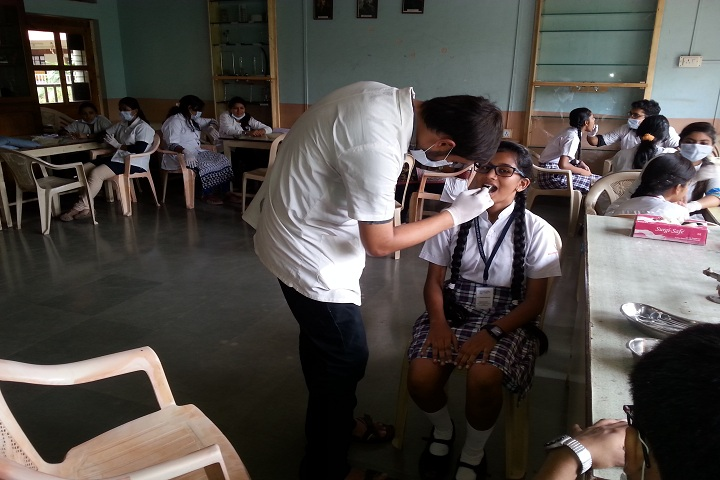 Vishwajyot High School-Medical Checkup