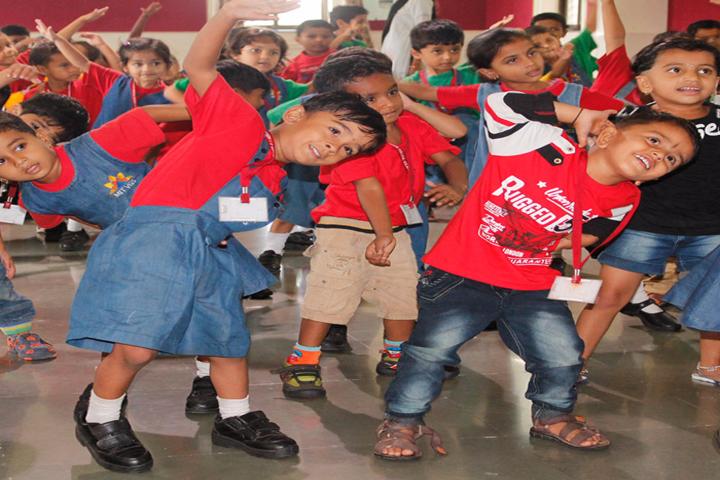 Vishwashanti Gurukul School-Games