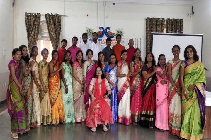 Vishwashanti Gurukul School-Teachers Day Celebrations