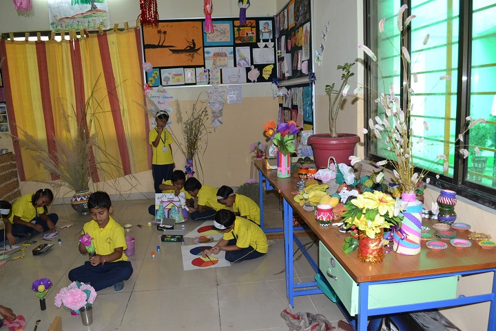 Vivekananda Academy Of Human Excellence-Art And Craft Room