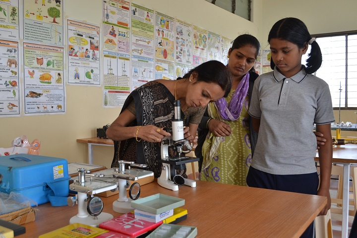 Vivekananda Academy Of Human Excellence-Biology Lab