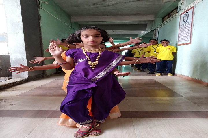 Vivekananda Academy Of Human Excellence-Dance