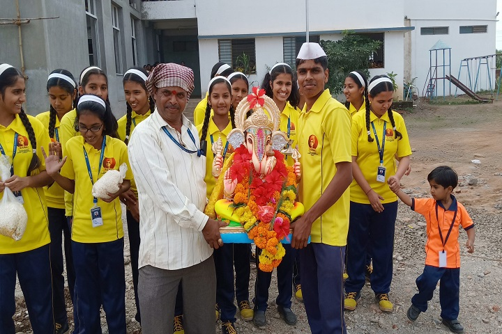 Vivekananda Academy Of Human Excellence-Festival Celebration
