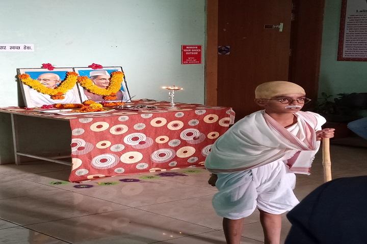 Vivekananda Academy Of Human Excellence-Skit