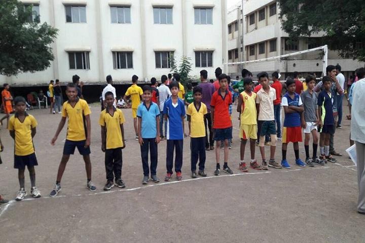 Vivekananda English School-Playground Area