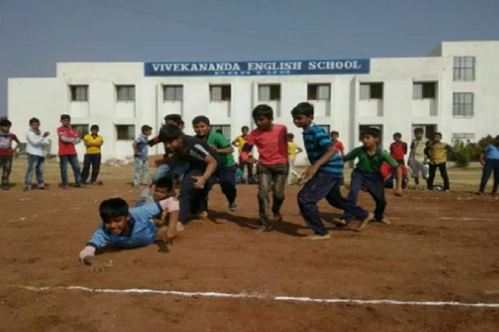 Vivekananda English School-Campus View