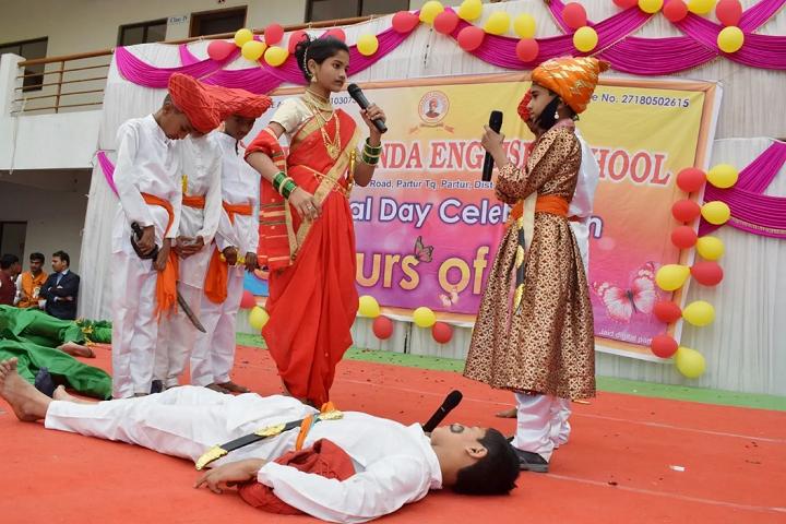 Vivekananda English School-Drama