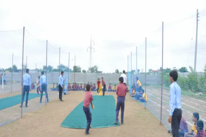 Vivekananda English School-Sports
