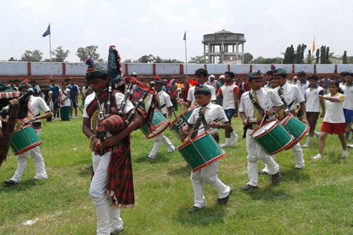 Delhi Public School-Parade