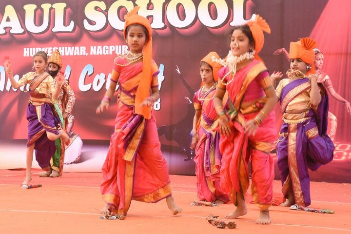 St.Paul School-Cultural Dance