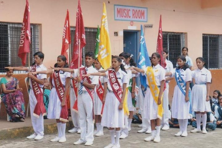 St.Paul School-Investiture Ceremony