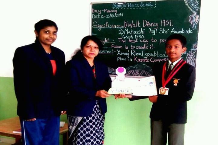 Yashoda Public School-Certification