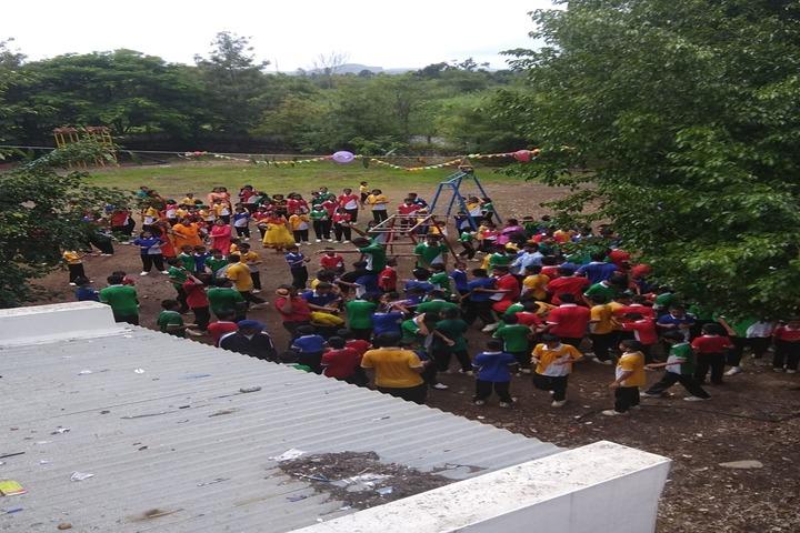 Yashoda Public School-Students