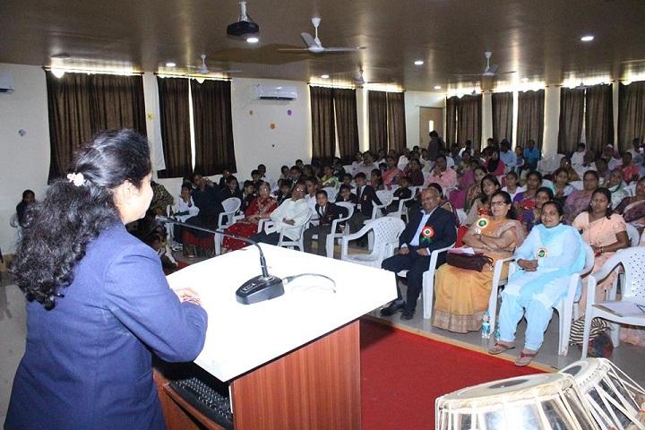 Yashoda Public School-Conference