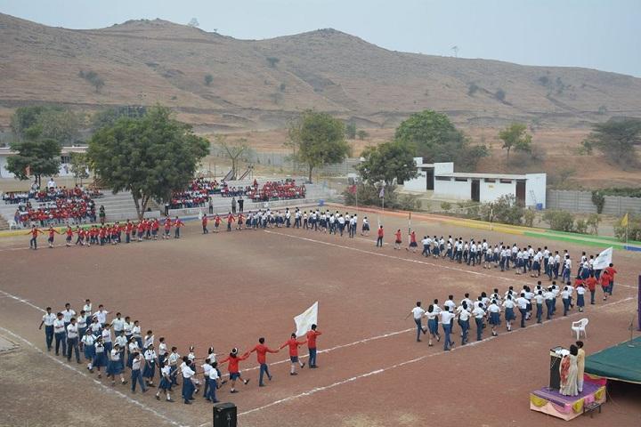 Yashshree Academy-Parade
