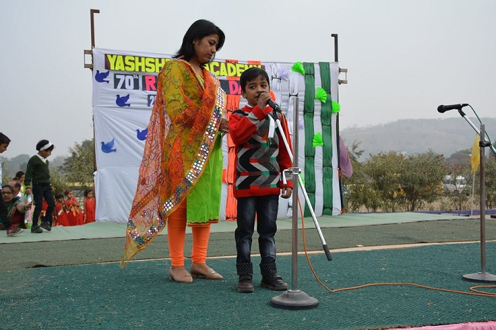 Yashshree Academy-Singing Competition