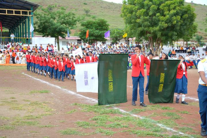 Yashshree Academy - Parade