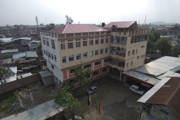 Alpha BCI Memorial Academy-Upper View