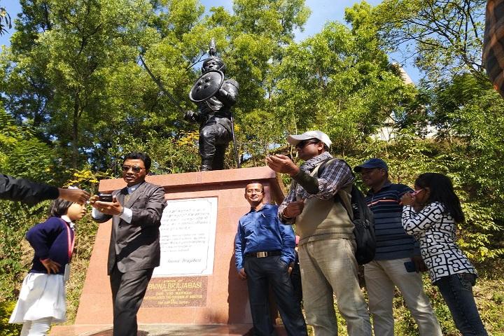 Assam Rifles Middle School-Education Tour