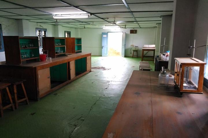 Assam Rifles Middle School-Laboratory
