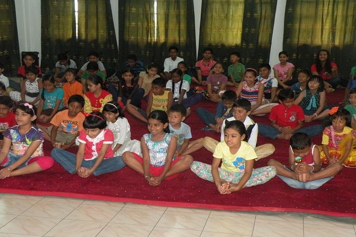 Assam Rifles Public School-Activity