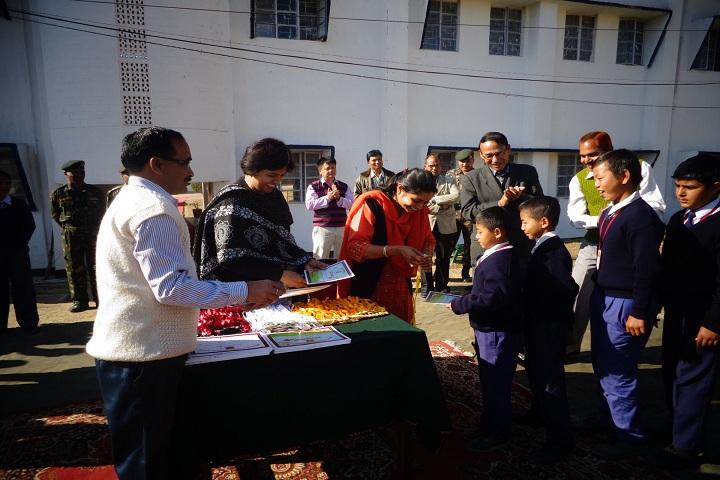 Assam Rifles Public School-Events