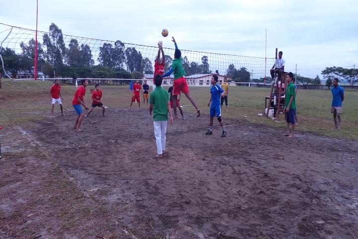 Assam Rifles Public School-Games