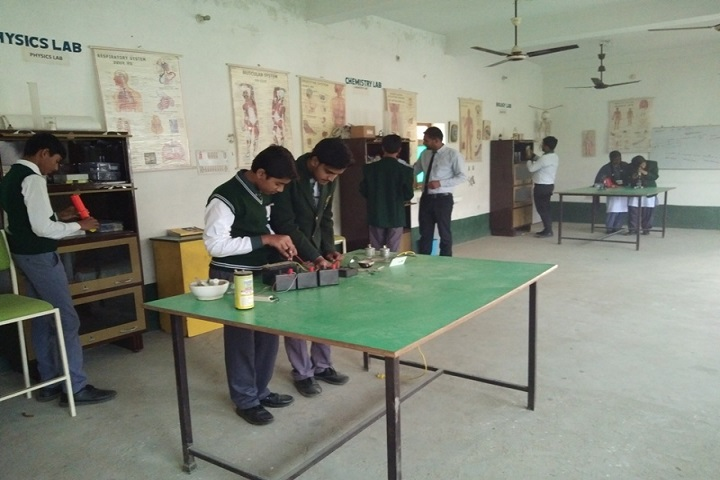 Delhi Public School-Physics Lab