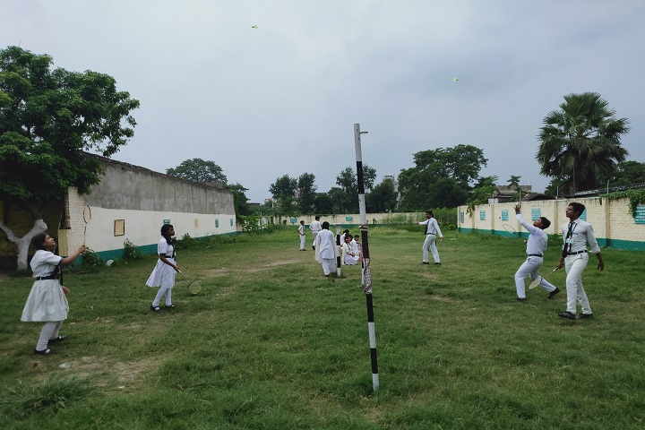 Delhi Public School-Play Ground