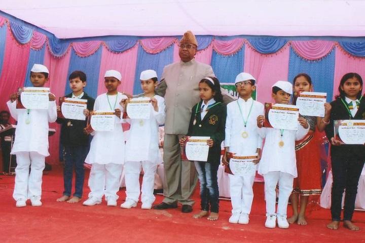 Delhi Public School-Prize