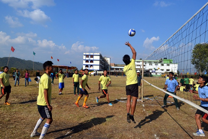 Hundred Flowers Higher Secondary School-Sports