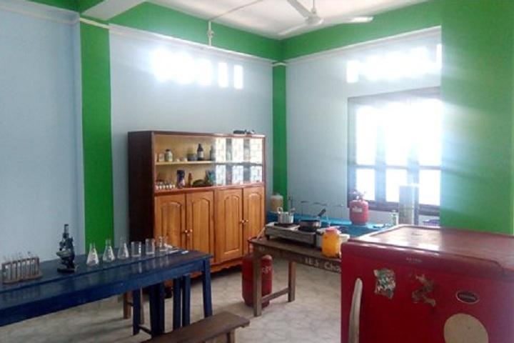 Ideal English School-Laboratory
