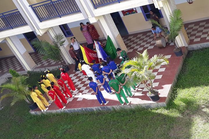 Imphal Valley School-Events ceremony