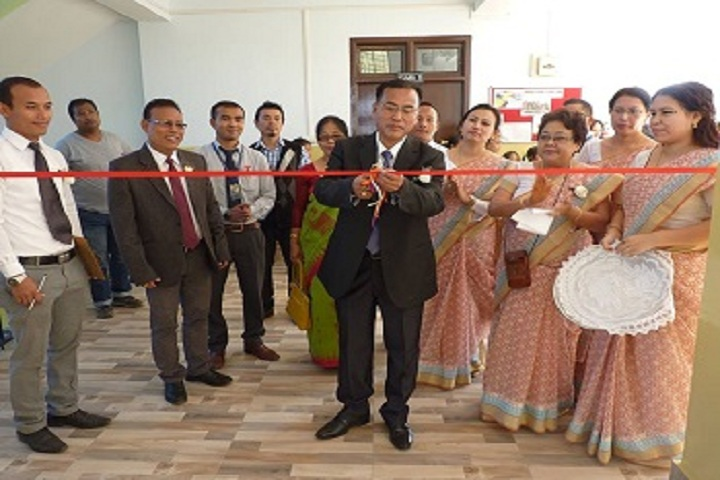 Imphal Valley School-Others inauguration