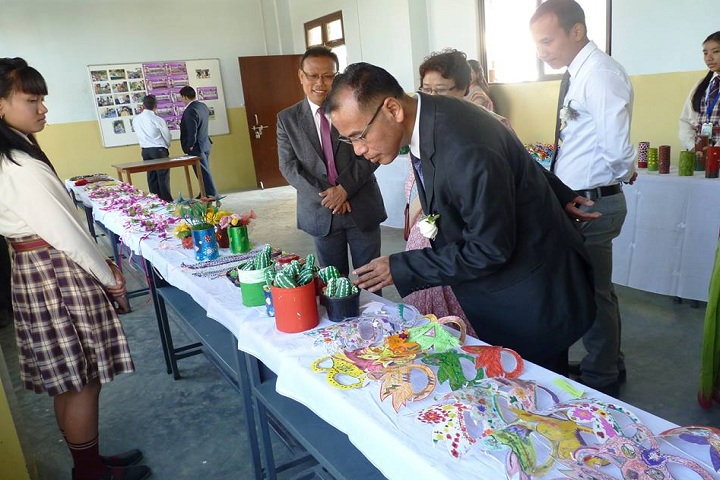 Imphal Valley School-Others science exhibition
