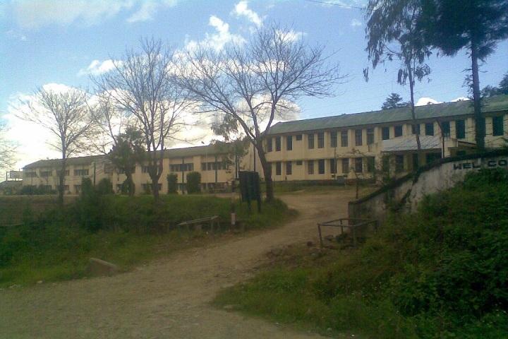 Jawahar Navodaya Vidyalaya-Campus-View full