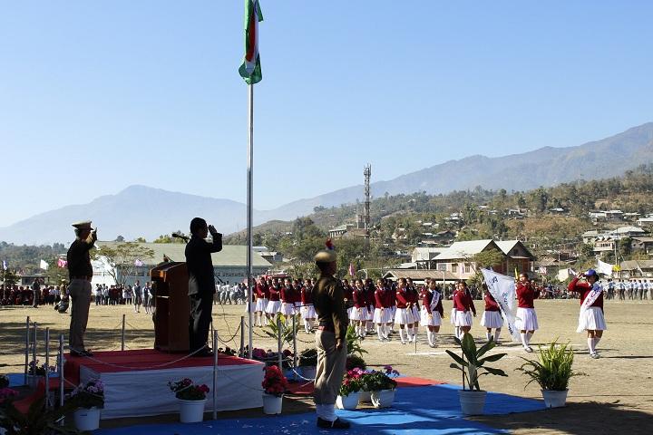 Jawahar Navodya Vidyalaya-Events republic day