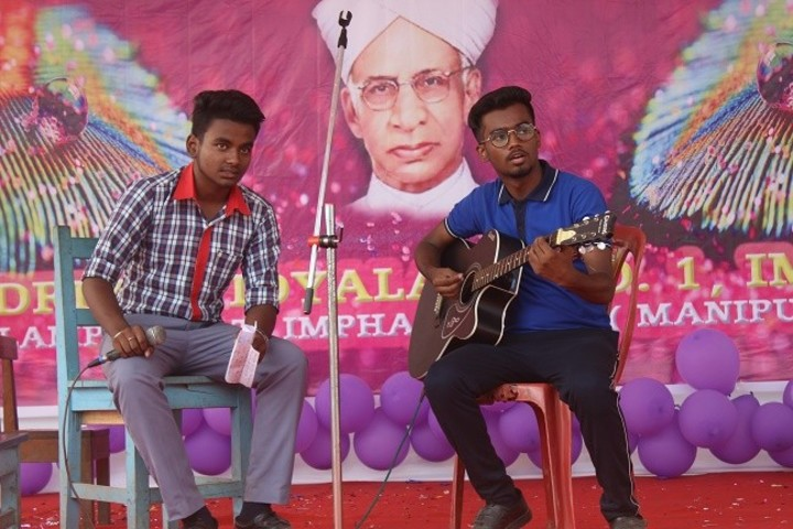Kendriya Vidyalaya-Teachers Day celebrations